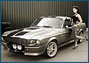 Mustang Eleanor dans 60 Secondes Chrono