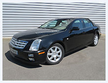 Cadillac STS Launch Edition 2005