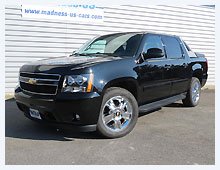 Chevrolet Avalanche LT3 Flex Fuel 2010