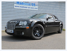 Chrysler 300C CRD Black Madness 2007