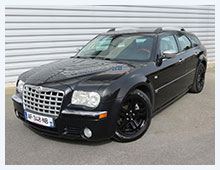Chrysler 300C CRD Touring 2006