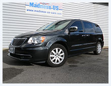 Chrysler Grand Voyager Limited 2012