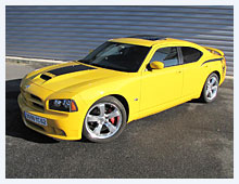 Dodge Charger SRT-8 Super Bee 2007