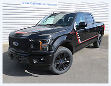 Ford F150 Lariat Sport SuperCrew FX4 FlexFuel 2019