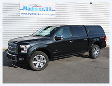 Ford F150 Platinum SuperCrew 4x4 2017
