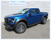 Ford F150 Raptor SuperCab 2017