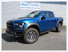 Ford F150 Raptor SuperCab B&O 2018