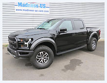 Ford F150 Raptor SuperCrew B&O 2018