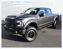 Ford F150 Shelby SuperCrew 4x4 2017
