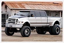 Ford F-650 DeBerti Design