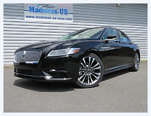 Lincoln Continental Reserve AWD 2017