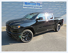 Dodge Ram 1500 Crew Cab Limited Black Package 4x4 2020