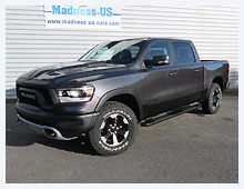 Dodge Ram 1500 Crew Cab Rebel 4x4 2019