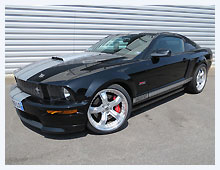 Mustang Shelby GT Supercharged 2007