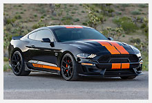Shelby GT-S Sixt 2019