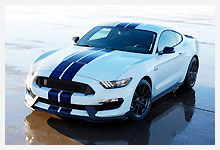 Shelby Mustang GT350 2016