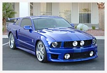 Shelby WCC